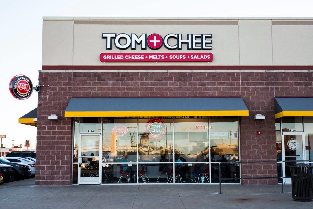 Oklahoma Tom & Chee franchise location