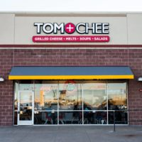 grilled cheese franchise Oklahoma Tom & Chee franchise location