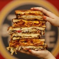 Tom & Chee Franchise - Sandwich Stack